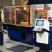 One of our injection mold presses